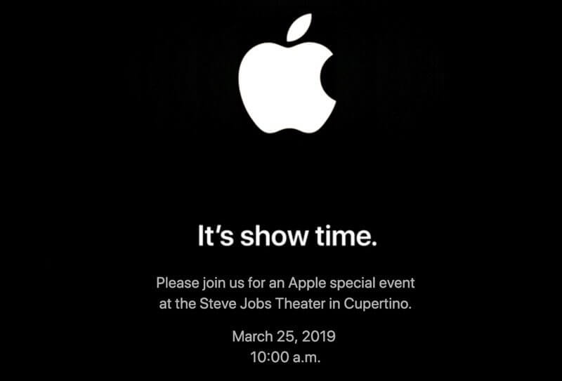 Photo of 64: Evento Apple It's Show Time